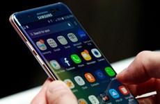 """""""Siêu phẩm"""" Samsung Galaxy Note 7 rơi vào tình trạng cháy hàng"""