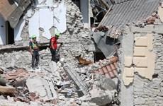Italy ban bố tình trạng khẩn cấp tại khu vực bị động đất