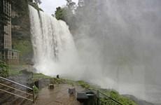 Lâm Đồng: Một du khách rơi xuống thác Đam B'ri mất tích