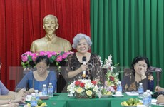 Ủng hộ bà Trần Tố Nga trong cuộc đấu tranh vì nạn nhân da cam
