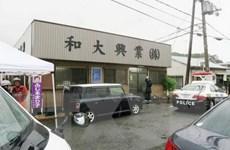 Cảnh sát Nhật Bản truy nã nghi phạm xả súng ở Wakayama