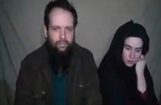 Phiến quân Taliban công bố video đe dọa giết con tin Mỹ