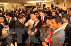 Quan chức cấp cao Nhật Bản chúc mừng kỷ niệm Quốc khánh Việt Nam