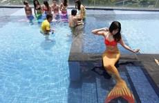 Cuộc thi hoa hậu nàng tiên cá lần đầu tiên diễn ra tại Singapore