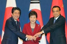 Nhật xúc tiến hội nghị thượng đỉnh với Trung Quốc, Hàn Quốc