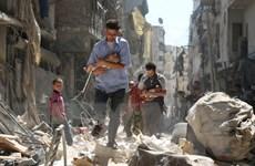 Hàng viện trợ nhân đạo của Liên hợp quốc vẫn chưa tới Syria