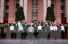 Thủ tướng Nguyễn Xuân Phúc làm việc với lãnh đạo Bộ Quốc phòng