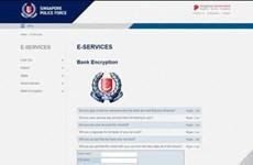 Singapore: Mất hơn 80.000 SGD do bị lừa từ trang web cảnh sát giả