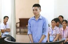 10 năm tù cho đối tượng đánh chết Đỗ Đăng Dư tại trại tạm giam