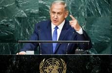 Thủ tướng Israel: Khu định cư không gây xung đột với Palestine