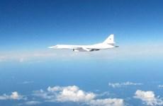 Anh triển khai máy bay tiêm kích chặn máy bay ném bom Nga