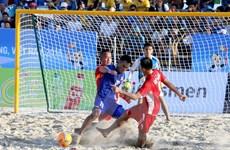 Việt Nam dẫn đầu bảng xếp hạng Đại hội Thể thao Bãi biển châu Á
