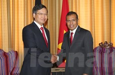 Timor Leste mong muốn học tập kinh nghiệm phát triển của Việt Nam