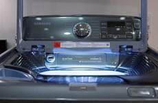 Sau điện thoại đến lượt máy giặt của Samsung gặp sự cố
