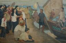 Cố họa sỹ Văn Giáo, người họa sỹ trọn đời vẽ tranh Bác Hồ