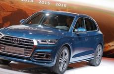Mê mẩn mẫu xe sang Audi Q5 crossover SUV mới được nâng cấp