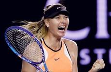 Sharapova được giảm án, có thể trở lại thi đấu từ cuối tháng 4/2017