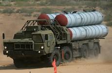 Bộ Quốc phòng Nga xác nhận cung cấp S-300 cho Syria