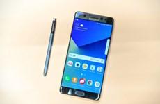 Samsung quyết định đình chỉ sản xuất điện thoại Galaxy Note 7