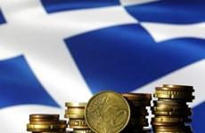 Eurozone quyết định giải ngân một phần viện trợ cho Hy Lạp