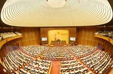 Tổng hợp phiên khai mạc kỳ họp thứ hai của Quốc hội khóa XIV