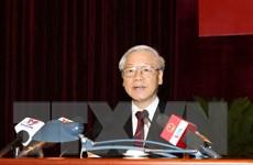 Tổng Bí thư: Kiên quyết đấu tranh bảo vệ hệ tư tưởng của Đảng