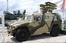 Algeria mua 28 xe bọc thép trang bị sát thủ diệt tăng Kornet EM