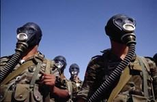Anh, Pháp cáo buộc chính phủ Syria tấn công bằng khí gas