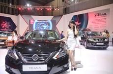 Hãng Nissan giới thiệu ba mẫu xe mới nhất ở VIMS 2016