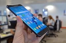 Lợi nhuận của Samsung Electronics giảm mạnh do sự cố Note 7