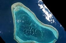 Mỹ đánh giá thông tin tàu Trung Quốc rời bãi cạn Scarborough