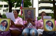 Quân đội Thái Lan tham gia giám sát nội dung phỉ báng hoàng gia