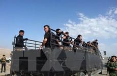 Tuyến phòng thủ IS bị vỡ, quân đặc nhiệm Iraq tiến vào Mosul