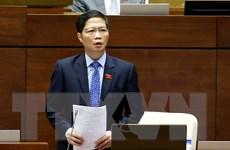 Quốc hội cho ý kiến lần đầu về dự thảo Luật Quản lý ngoại thương
