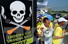 """Việt Nam """"chung tay"""" cùng thế giới kiểm soát nạn thuốc lá"""