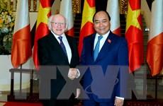 Việt Nam tạo điều kiện thuận lợi cho doanh nghiệp Ireland đầu tư