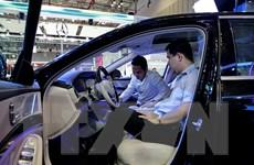Thị trường ôtô trong nước tiếp tục khởi sắc trong tháng 10