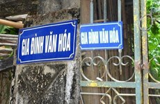 Gần 800 hộ ở tỉnh Bạc Liêu bị rút danh hiệu gia đình văn hóa