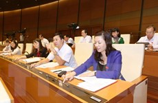 Quốc hội chính thức thông qua Luật Tín ngưỡng, tôn giáo