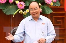 Thủ tướng lên đường sang Campuchia dự Hội nghị Cấp cao CLV9