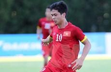 Việt Nam sẽ ra sân với đội hình nào trong trận đấu với Campuchia?