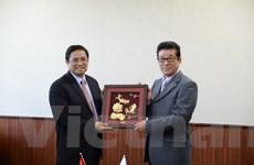 Trưởng ban Tổ chức Trung ương thăm và làm việc tại Nhật Bản