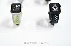 Apple kỳ vọng vào doanh số đồng hồ Apple Watch trong quý 4