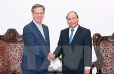 Thủ tướng Chính phủ Nguyễn Xuân Phúc tiếp Đại sứ Tây Ban Nha