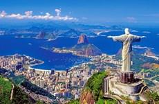 UNESCO công nhận thành phố Rio de Janeiro là di sản thế giới