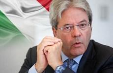 Thủ tướng gửi điện chúc mừng tân Thủ tướng Cộng hòa Italy
