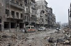 Cộng đồng quốc tế nỗ lực cứu vãn thỏa thuận ngừng bắn ở Aleppo