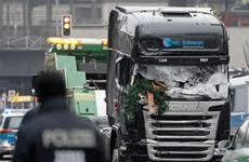 Thủ tướng Đức triệu tập họp an ninh sau vụ đâm xe tải ở Berlin
