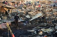 27 người chết trong vụ nổ chợ pháo hoa kinh hoàng ở Mexico