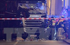 Vụ đâm xe tải ở Đức: Nghi can người Pakistan được thả